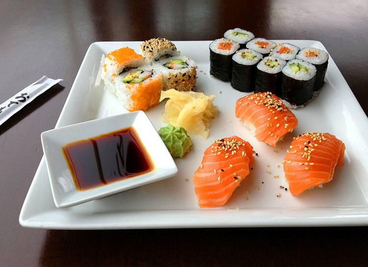 sushi ciekawostki Japonia kuchnia japońska