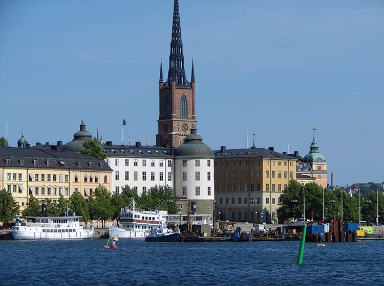 Sztokholm ciekawostki Szwecja atrakcje zabytki