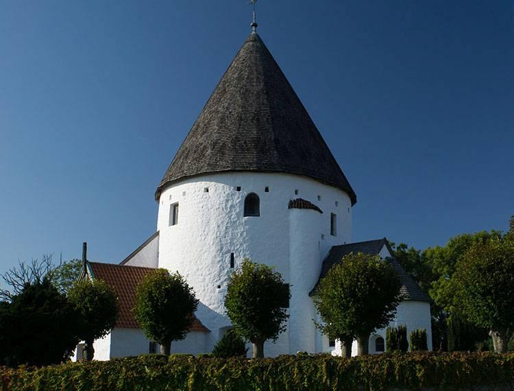 wyspa Bornholm ciekawostki Dania atrakcje