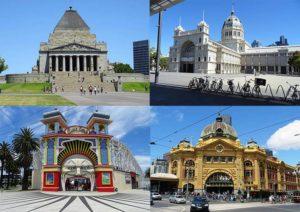 Melbourne atrakcje ciekawostki Australia
