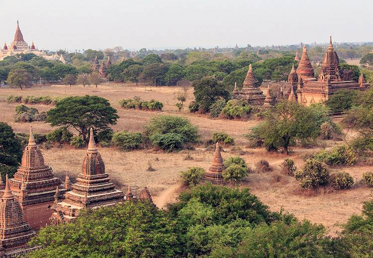 Ananda Birma ciekawostki Mjanma