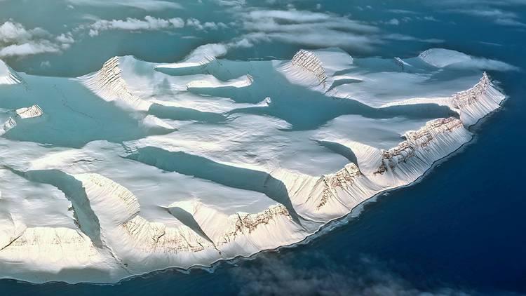 Antarktyda ciekawostki o Antarktydzie