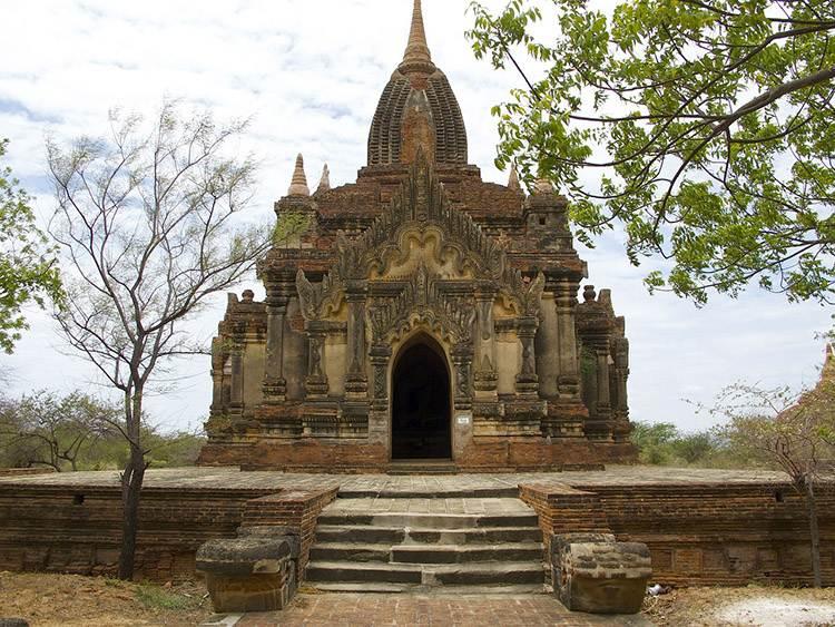 Bagan świątynia Birma ciekawostki Mjanma
