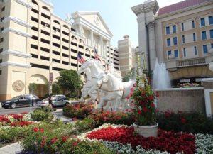 kasyna hotele Atlantic city ciekawostki atrakcje