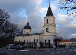 kościół Suwałki ciekawostki