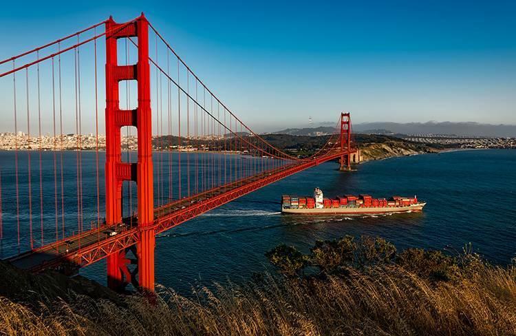 most Golden Gate San Francisco ciekawostki atrakcje