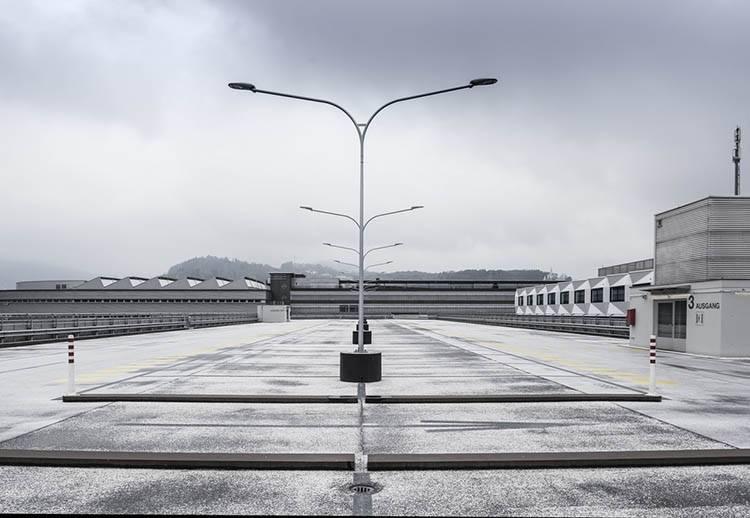 pakos parking dla niepełnosprawnych lotnisko