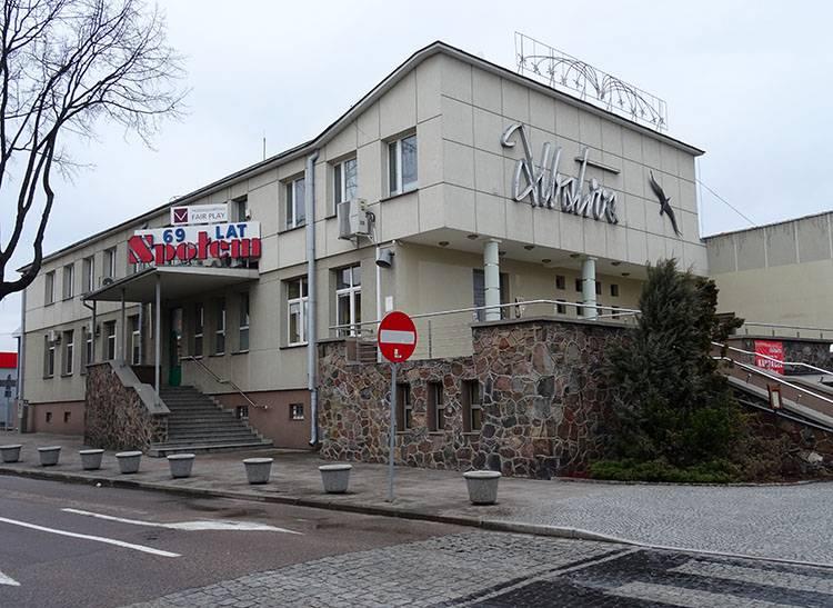 restauracja Albatros Augustów ciekawostki atrakcje