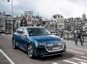 Audi e-tron 55 quattro Endurance test