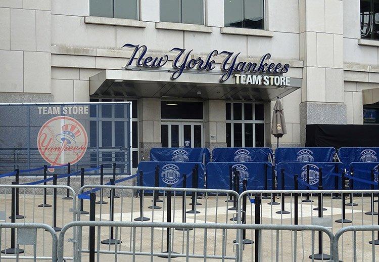 stadion Yankee Stadium ciekawostki Nowy Jork NYC