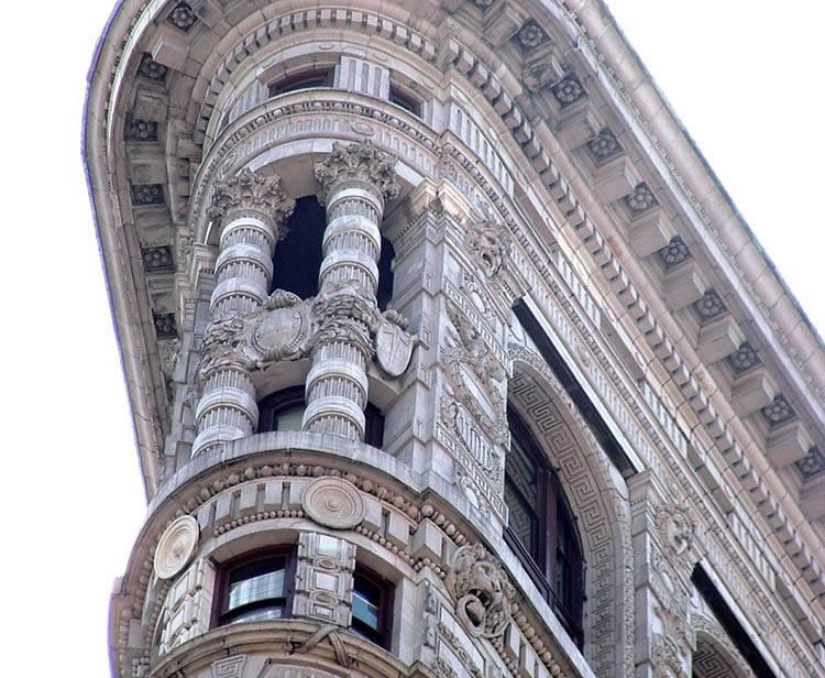 Flatiron Building Nowy Jork ciekawostki NYC Manhattan