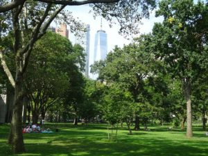 Battery Park Nowy Jork ciekawostki NYC