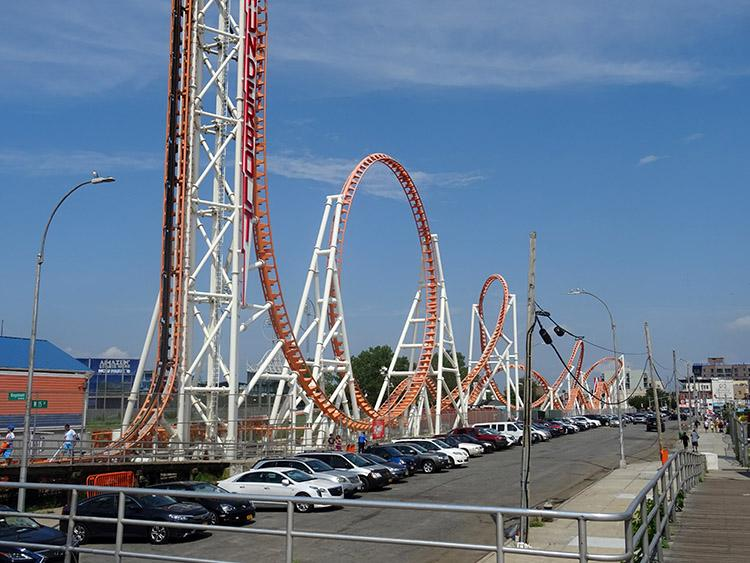 Coney Island Brooklyn Nowy Jork ciekawostki