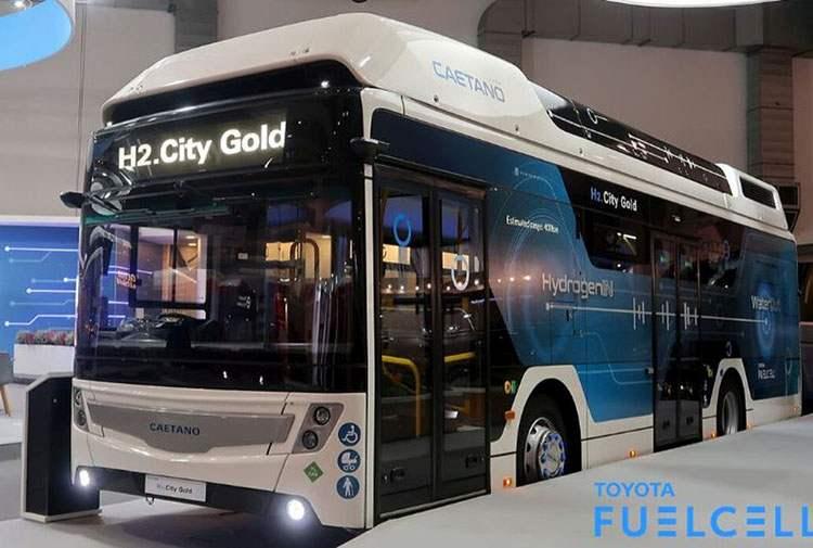 H2.City Gold Toyota autobus