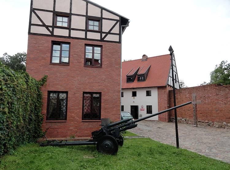 Muzeum Ziemi Kociewskiej Starogard Gdański ciekawostki atrakcje