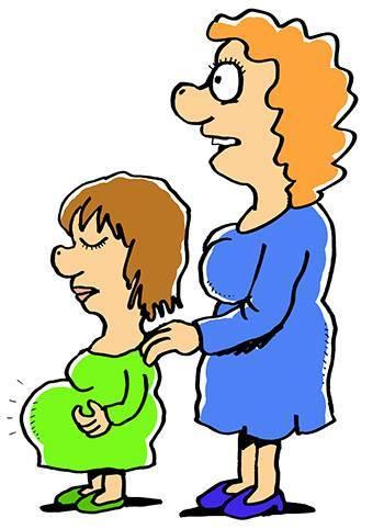 dowcipy o ciąży kawały ciąża humor