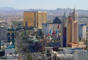 góry pustynia hotele Nevada kasyna
