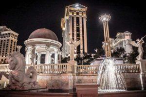 kasyno Caesars Palace Las Vegas Nevada kasyna ciekawostki