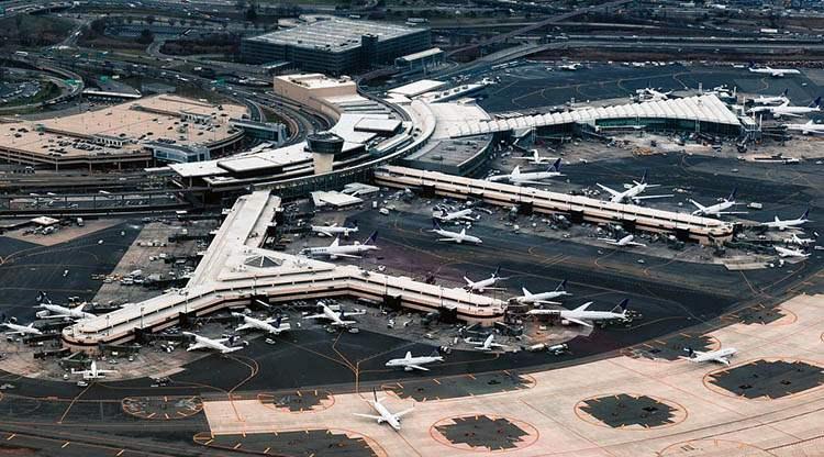 lotnisko Newark New Jersey ciekawostki Nowy Jork