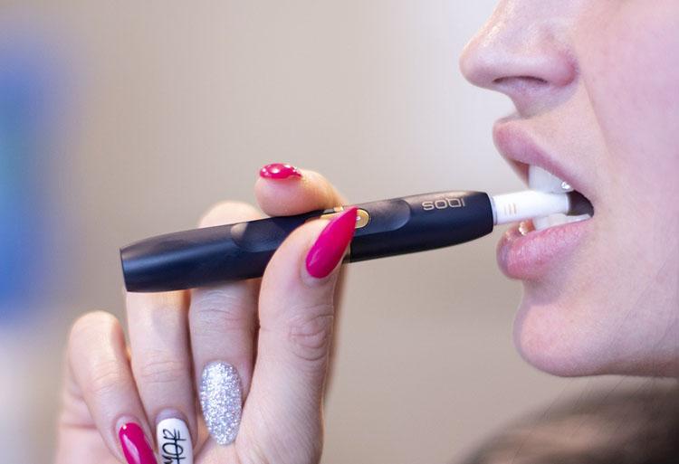podgrzewany tytoń podgrzewanie tytoniu ciekawostki opinie IQOS glo badania opinie