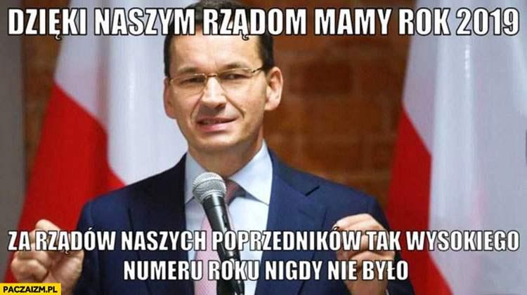 premier Mateusz Morawiecki memy humor dowcipy kawały