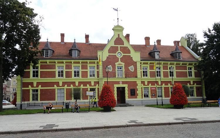 ratusz Starogard Gdański ciekawostki atrakcje