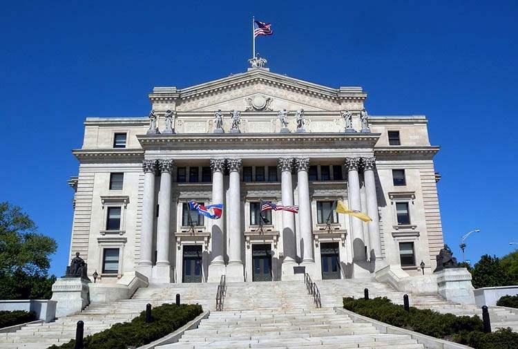 sąd Newark New Jersey ciekawostki