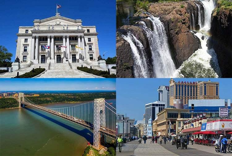stan New Jersey ciekawostki USA informacje