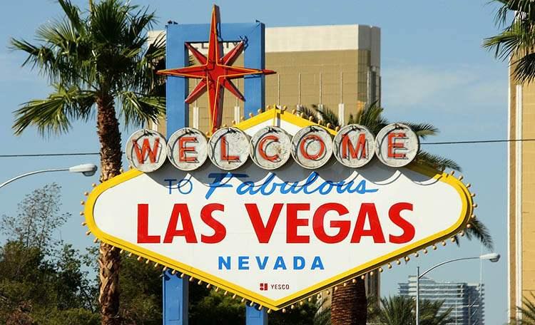 tablica Las Vegas-Nevada kasyna ciekawostki