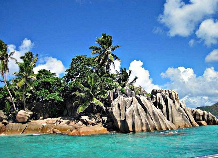 wyspy Seszele ciekawostki atrakcje Ocean Indyjski