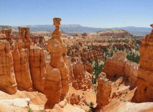 Bryce Canyon stan Utah ciekawostki USA