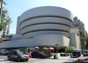 Muzeum Guggenheima Nowy Jork ciekawostki