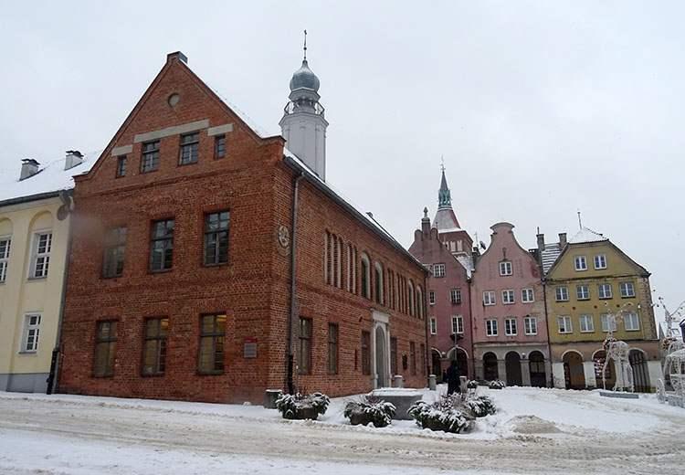 rynek Stare Miasto Olsztyn ciekawostki atrakcje zabytki