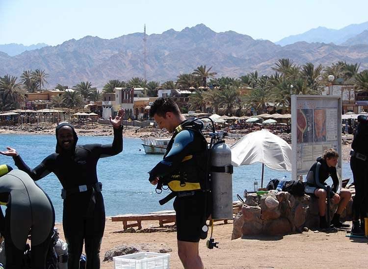 nurkowanie rafy Szarm el Szejk ciekawostki Sharm el Sheikh Egipt atrakcje