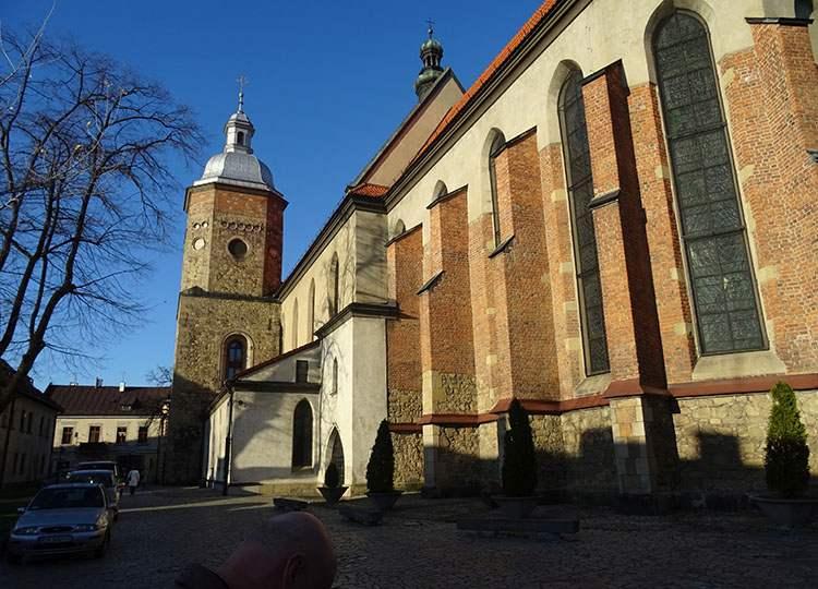 bazylika św. Małgorzaty Nowy Sącz ciekawostki