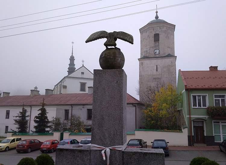 miasto Iłża ciekawostki kościół pomnik