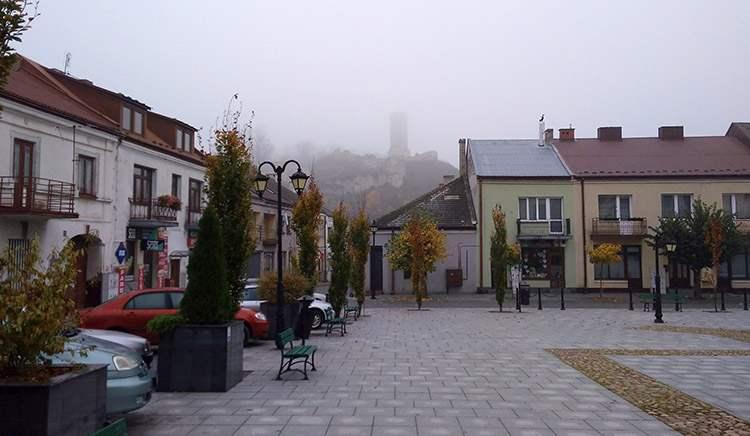miasto Iłża ciekawostki rynek zamek
