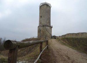 Iłża ciekawostki wieża zamek biskupów Krakowskich