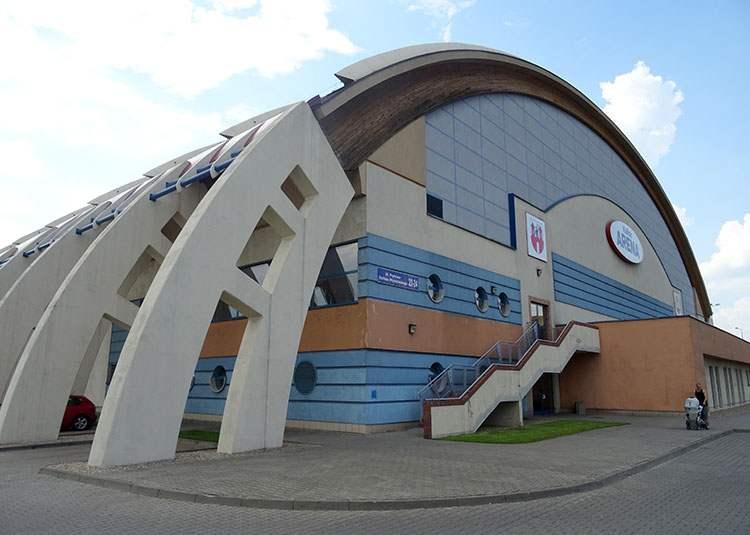 Arena Kalisz ciekawostki