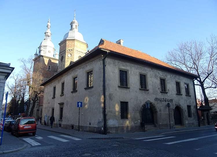 muzeum Nowy Sącz ciekawostki zabytki
