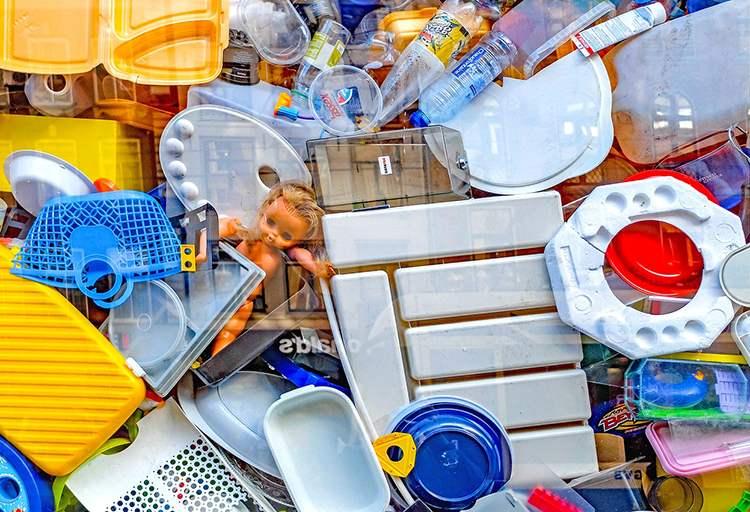 plastik tworzywa sztuczne recykling ciekawostki