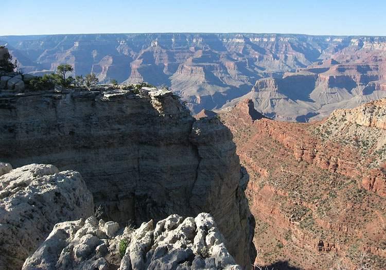 Wielki Kanion Arizona ciekawostki USA