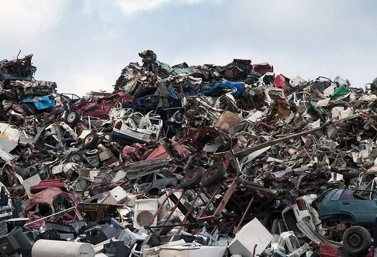 odpady wysypisko śmieci recykling ciekawostki