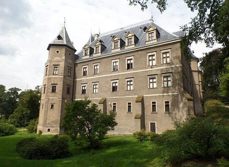 zamek Gołuchów ciekawostki informacje zabytki atrakcje