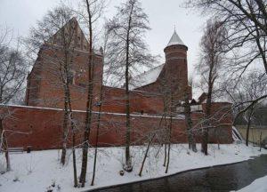 Zamek Kapituły Warmińskiej Olsztyn ciekawostki atrakcje zabytki