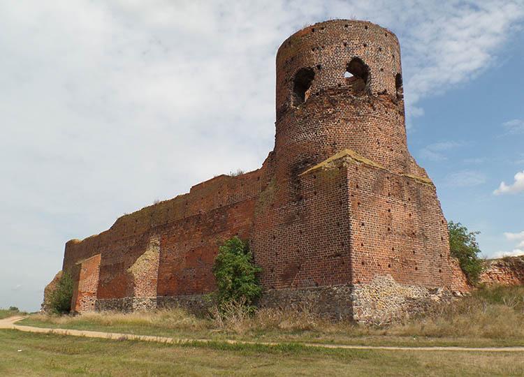 zamek miasto Koło ciekawostki