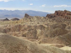Dolina Śmierci ciekawostki Death Valley Kalifornia USA