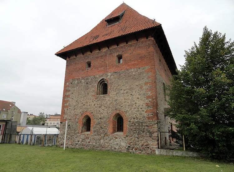 Klasztorek Nidzica ciekawostki zabytki