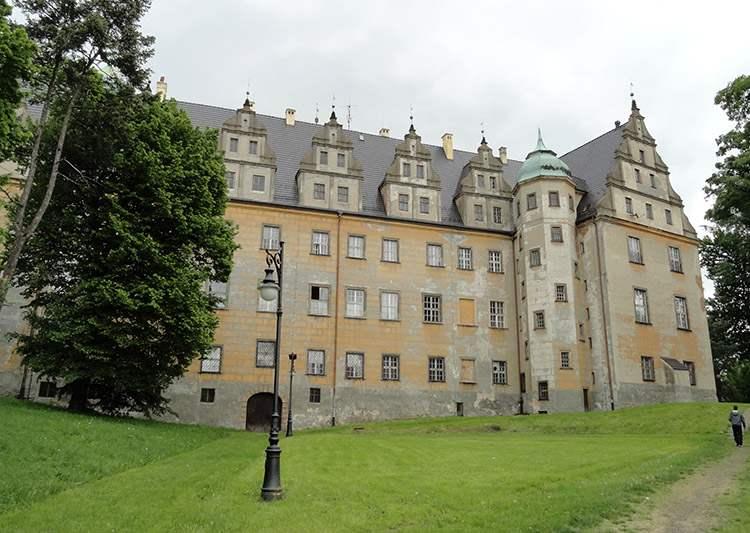 Oleśnica ciekawostki zamek