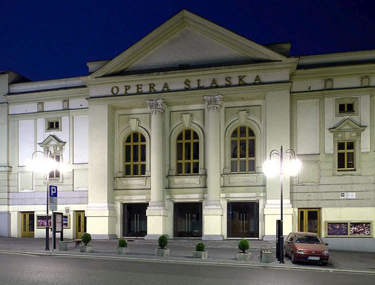 Opera Śląska Bytom ciekawostki atrakcje miasto